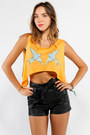 Crop Top Wildfox Shirts