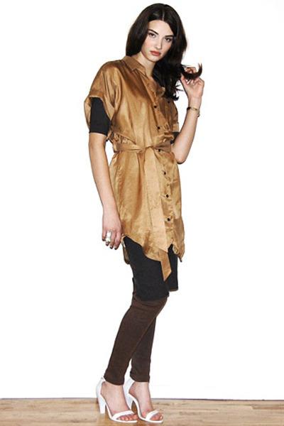 leggings with dresses - photo #12