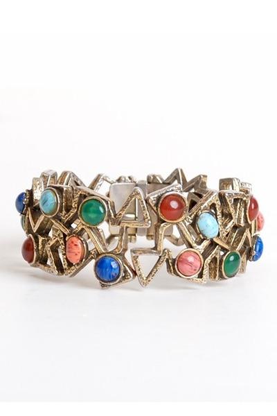 gold vintage bracelet
