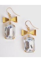 Gold-vintage-earrings