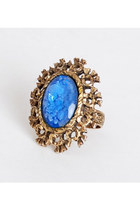 Blue-vintage-ring