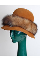 Brown-vintage-hat