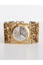 Gold-vintage-watch