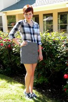 Gap skirt - Forever 21 shirt