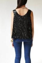 Shimmer New York Tops