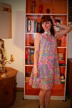 paisley Manic Pop dress