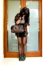 Black-american-apparel-skirt-black-topshop-tights-black-vintage-boots-brow