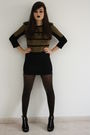 Gold-topshop-top-black-h-m-skirt-gold-topshop-tights-black-h-m-shoes
