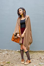 Nightingale-shoes-adorable-projects-bag-danjyo-hiyoji-cape-asos-skirt