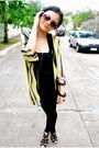 Black-topshop-blouse-black-topshop-leggings-yellow-poisonberry-cardigan-bl
