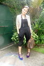 Black-random-brand-leggings-black-h-m-blouse-beige-h-m-blazer-purple-janil