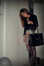 Black-h-m-jacket-black-h-m-top-gray-wet-seal-skirt-black-aldo-shoes-blac