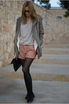 nowIStyle jacket - nowIStyle shorts - nowIStyle blouse