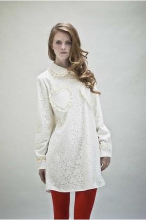 lace dress vivetta dress