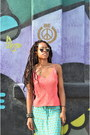 Vintage-mercura-sunglasses-mossimo-skirt-bcbg-top