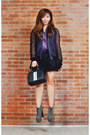 Platform-soule-phenomenon-boots-h-m-jacket-studded-aranaz-bag