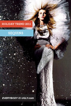 SEQUINS: HOLIDAY TREND 2011