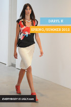 Daryl K Spring/Summer 2012