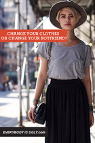 DRESS FOR YOURSELF OR FOR YOUR SIGNIFICANT OTHER?