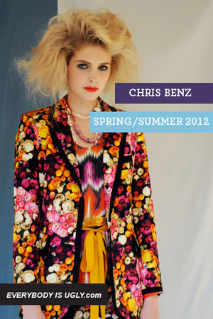 Red-floral-chris-benz-blazer