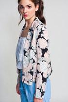 Mink-pink-blazer