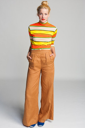 wide leg pant Line & Dot pants