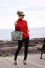 Guess-jeans-zara-sweater-furla-bag