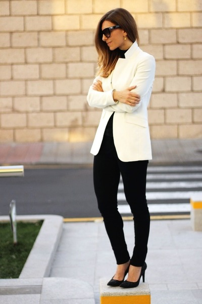 citizens of humanity jeans - Penny Black blazer