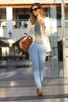 Zara jeans - Penny Black blazer