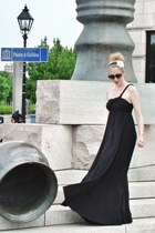 black bela dress - black Joe Fresh sunglasses