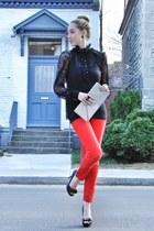 Ardene jeans - tano bag - Dolce & Gabbana top