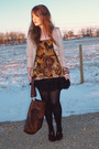 Brown-savers-blouse-black-forever-21-skirt-purple-joe-fresh-shoes-brown-h-