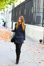 Celine-boots-isabel-marant-boots-zara-dress