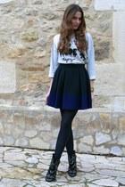 Maje skirt - Isabel Marant clogs