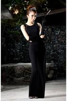 black inlovewithfashion dress