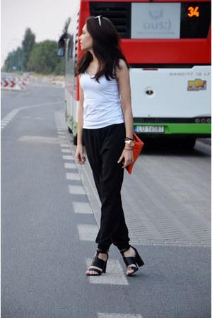 Cubus pants - pull&bear heels