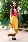 Beige-accessorize-bag-black-aldo-wedges-red-pull-bear-top