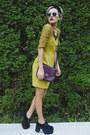 Black-platforms-tuk-shoes-shoes-olive-green-pinup-darling-dress