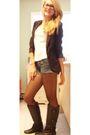 Black-dolce-vita-boots-black-tights-pink-forever-21-hat-white-forever-21-s