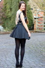 Black-heeled-tesco-boots-black-sequin-backless-jones-jones-dress