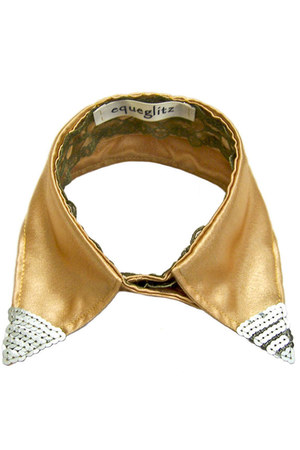 gold Equeglitz accessories