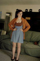 Versailles sweater - Guess dress - Mossimo top - brandless shoes - brandless acc