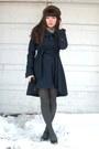 Blue-mirage-coat-camel-thrifted-scarf-dark-brown-vintage-hat-black-isotone