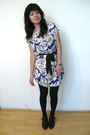 Blue-eighty-sixty-dress-black-betsey-johnson-tights-black-topshop-boots