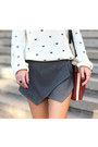 Crimson-ankle-boots-boots-white-choies-sweater-crimson-bag