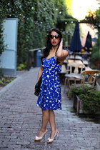 blue Yoana Baraschi dress