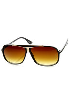 MENS EUROPEAN RETRO DRIVING SPORTS AVIATOR SUNGLASSES 8924