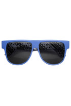 RETRO FLAT TOP SWAG PRINTED AVIATOR SUNGLASSES 9190