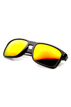MEN'S ACTION SPORTS FLASH REVO LENS SQUARE AVIATOR SUNGLASSES 9235
