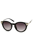 WOMENS RETRO P3 ROUND CIRCLE FASHION CAT EYE SUNGLASSES 8986